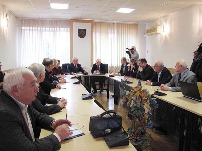Marijampolės regiono plėtros taryba suplanavo Švietimo, mokslo ir sporto ministerijos kuruojamų regioninių priemonių lėšų rezervą bei skyrė atstovą į Aplinkos ministerijos steigiamą priežiūros komitetą