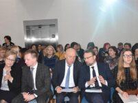 Marijampolėje lankėsi Kultūros ministras Mindaugas Kvietkauskas: savivaldybių viešųjų bibliotekų asociacijos posėdis ir pažintis su kultūros įstaigomis