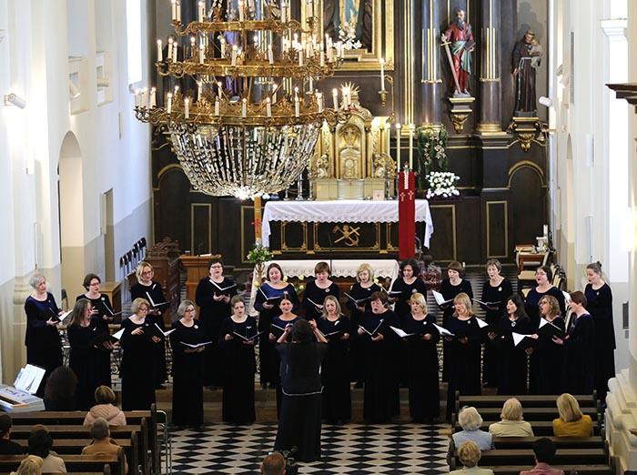 XX tarptautinis sakralinės muzikos festivalis DŽIŪGAUKIM… ALELIUJA 2019 V