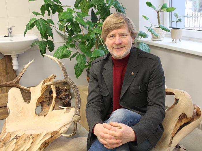 Algimantas Sakalauskas: kai į kūrybinius sprendimus pasitelkiamos ir… kelionės laiku