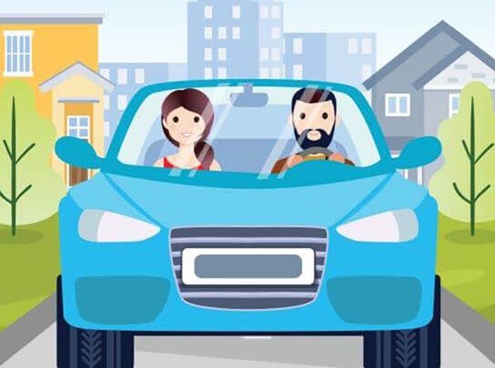 """Socialinė akcija """"Važiuoji vienas? Pavežk kaimyną!"""" – jau rytoj"""