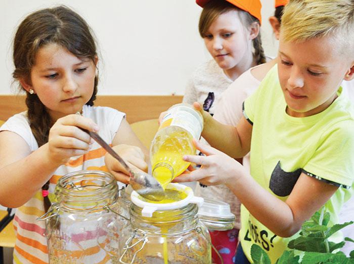 Vaikų vasaros stovykla ATRASK MUZIEJŲ