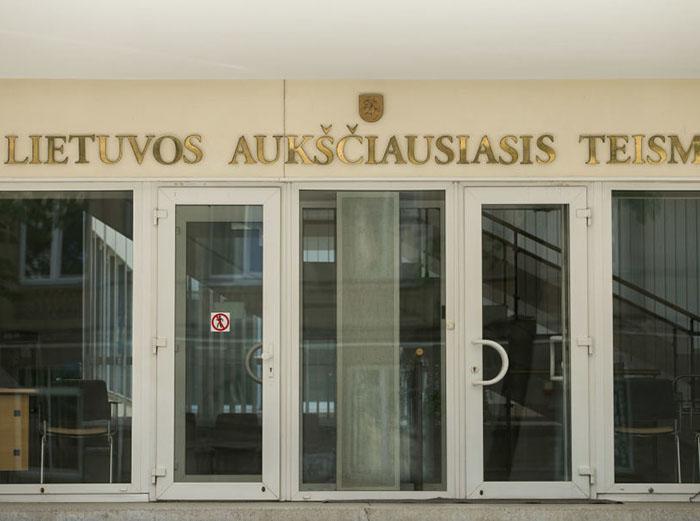 """UAB """"ARVI"""" ir ko pergalė Lietuvos Aukščiausiame Teisme"""