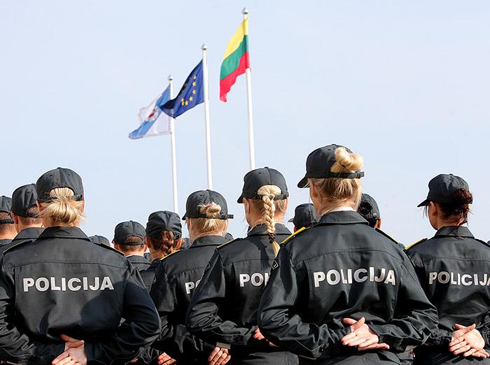 Policija niekada nesimaudys šlovės spinduliuose,  arba Pamąstymai policijos vertinimo tema