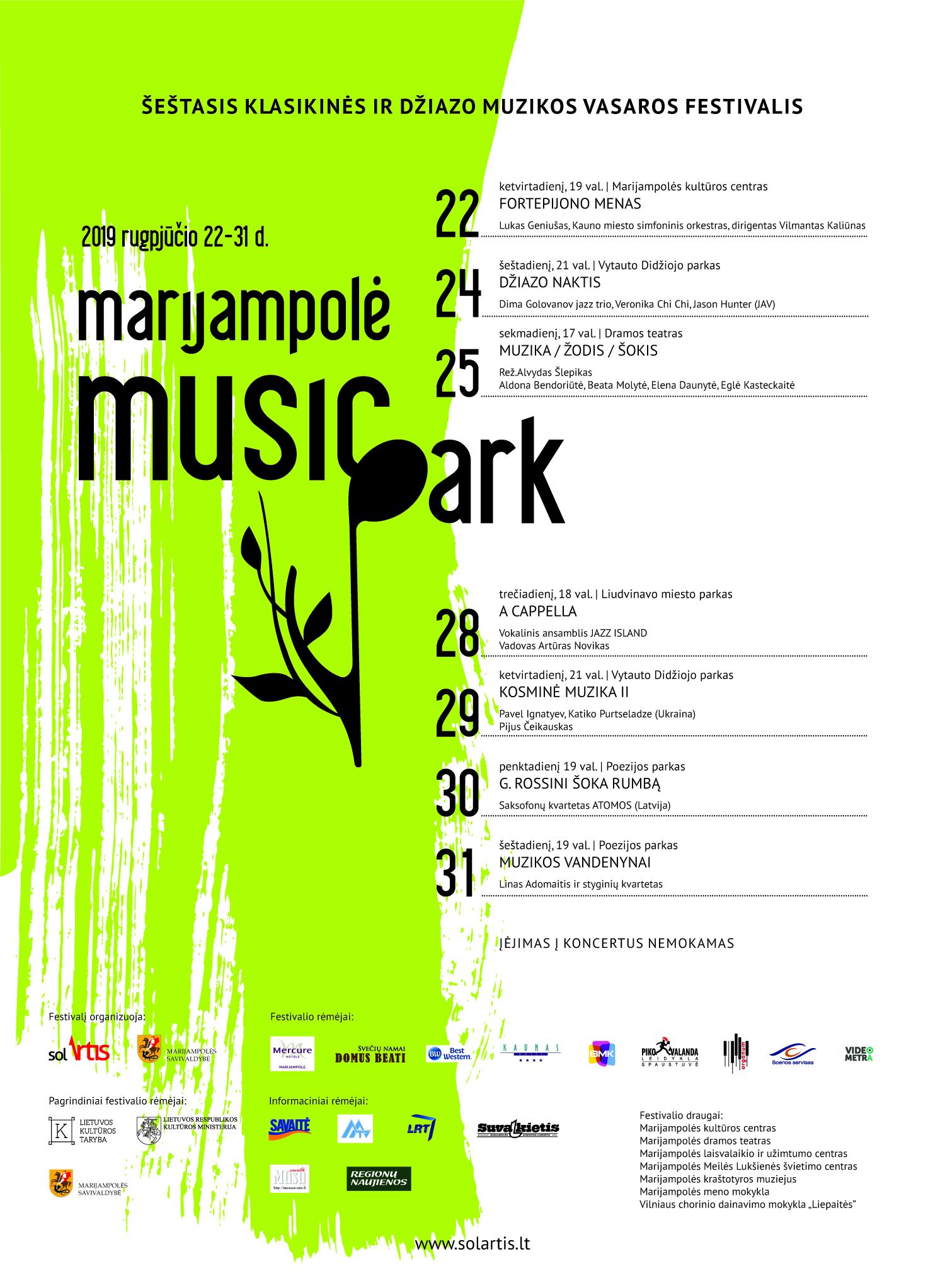 Šeštasis klasikinės ir džiazo muzikos festivalis