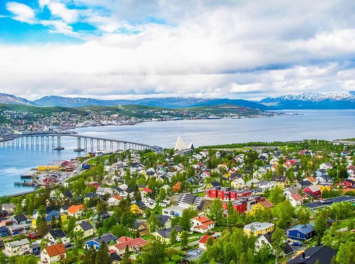 Gyvenimą Norvegijoje iškeitė į Lietuvą