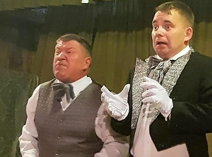 """Teatro mėgėjus sukvietė Tautkaičių klojimo teatras """"Gegnė"""""""