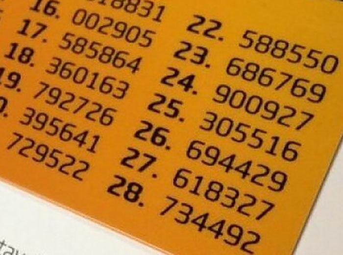 """""""Swedbank"""": baigiasi 20 metų trukusi kodų kortelių era"""