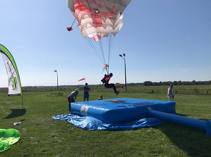 Marijampolės aeroklubo sportininkų pergalės Latvijoje