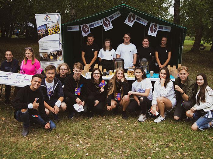 """Marijampolę antrąkart sudrebino didžiausias regione jaunimo organizuojamas renginys """"Festivalis YRA"""""""