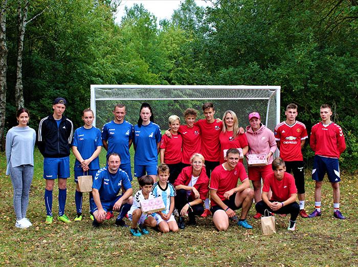 Futbolo turnyras FESTIVALIS YRA