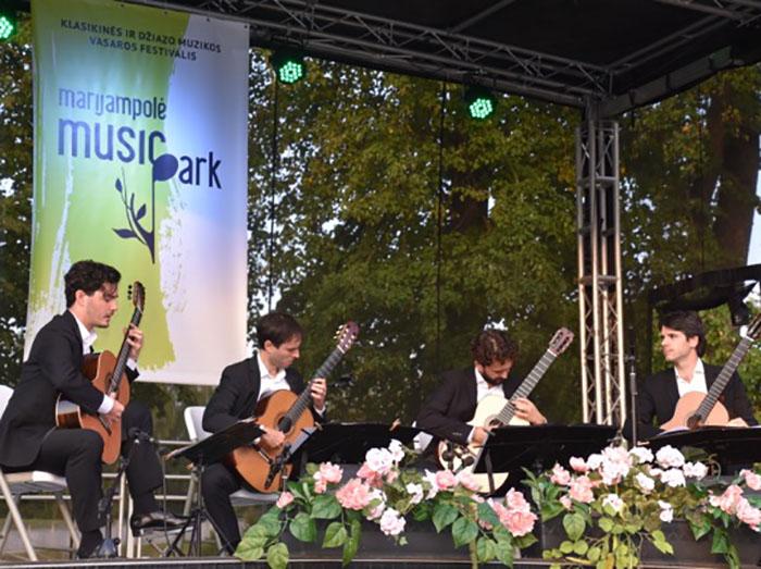 Marijampolėje – gurmaniškos muzikos puota