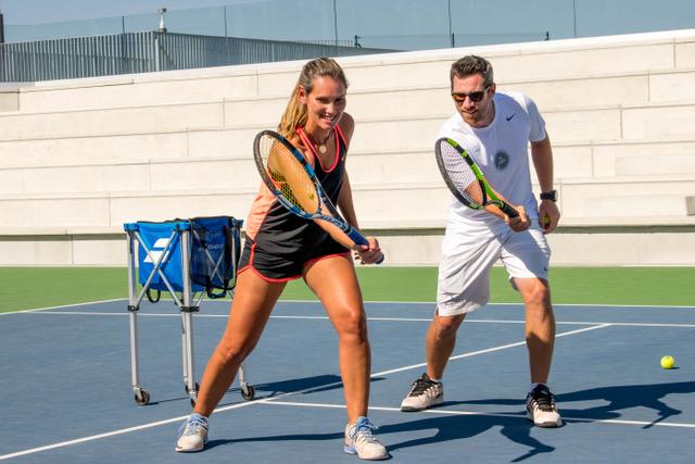 Pirmą kartą Lietuvoje: Rafa Nadal akademijos treneriai nemokamai treniruos teniso mėgėjus ir profesionalus