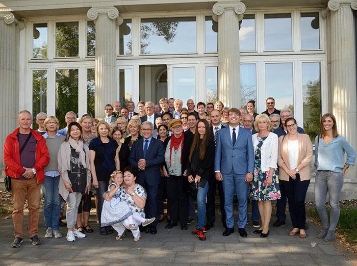 Savivaldybės delegacijos viešnagė susigiminiavusiame Bergiš Gladbacho mieste