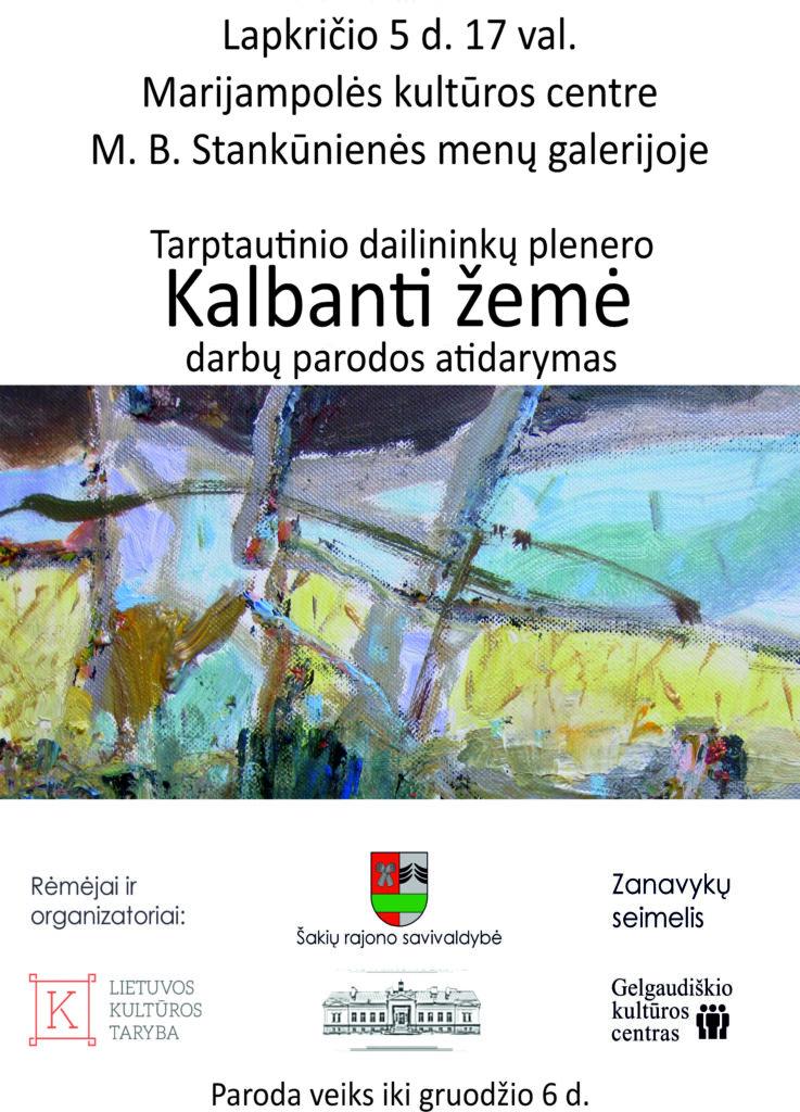 Paroda @ Marijampolės kultūros centras