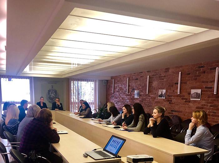 Vaiko teisių apsaugos ir teisėtvarkos atstovų susitikime Marijampolėje aptarti aktualūs bendradarbiavimo klausimai