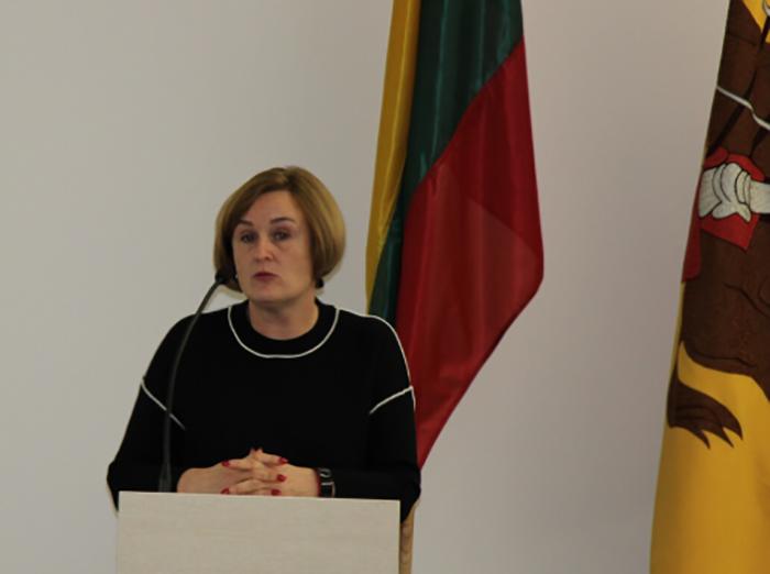 Marijampolės Sūduvos gimnazija turi naują vadovą
