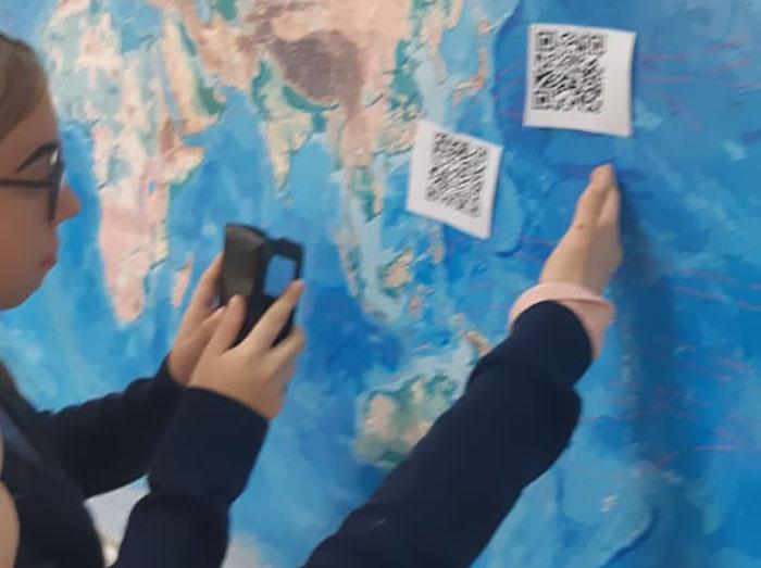 Inovatyvių technologijų naudojimas geografijos pamokose