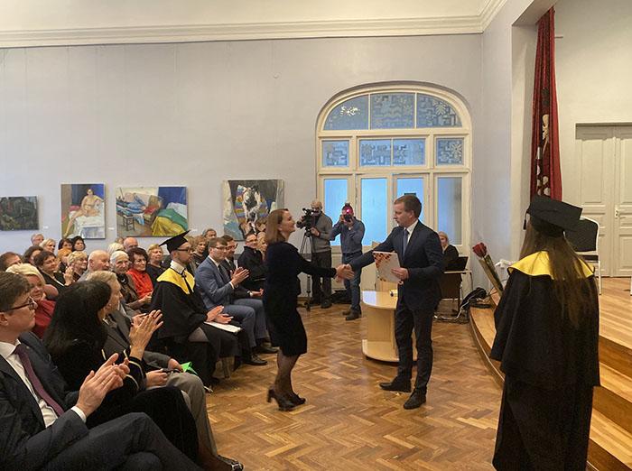 Marijampolės kolegija minėjo ypatingą šventę – pedagogų rengimo Marijampolėje 100-metį