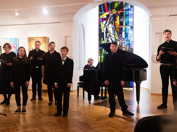 XX tarptautinis sakralinės muzikos festivalis DŽIŪGAUKIM… ALELIUJA 2019 – Kalėdos II
