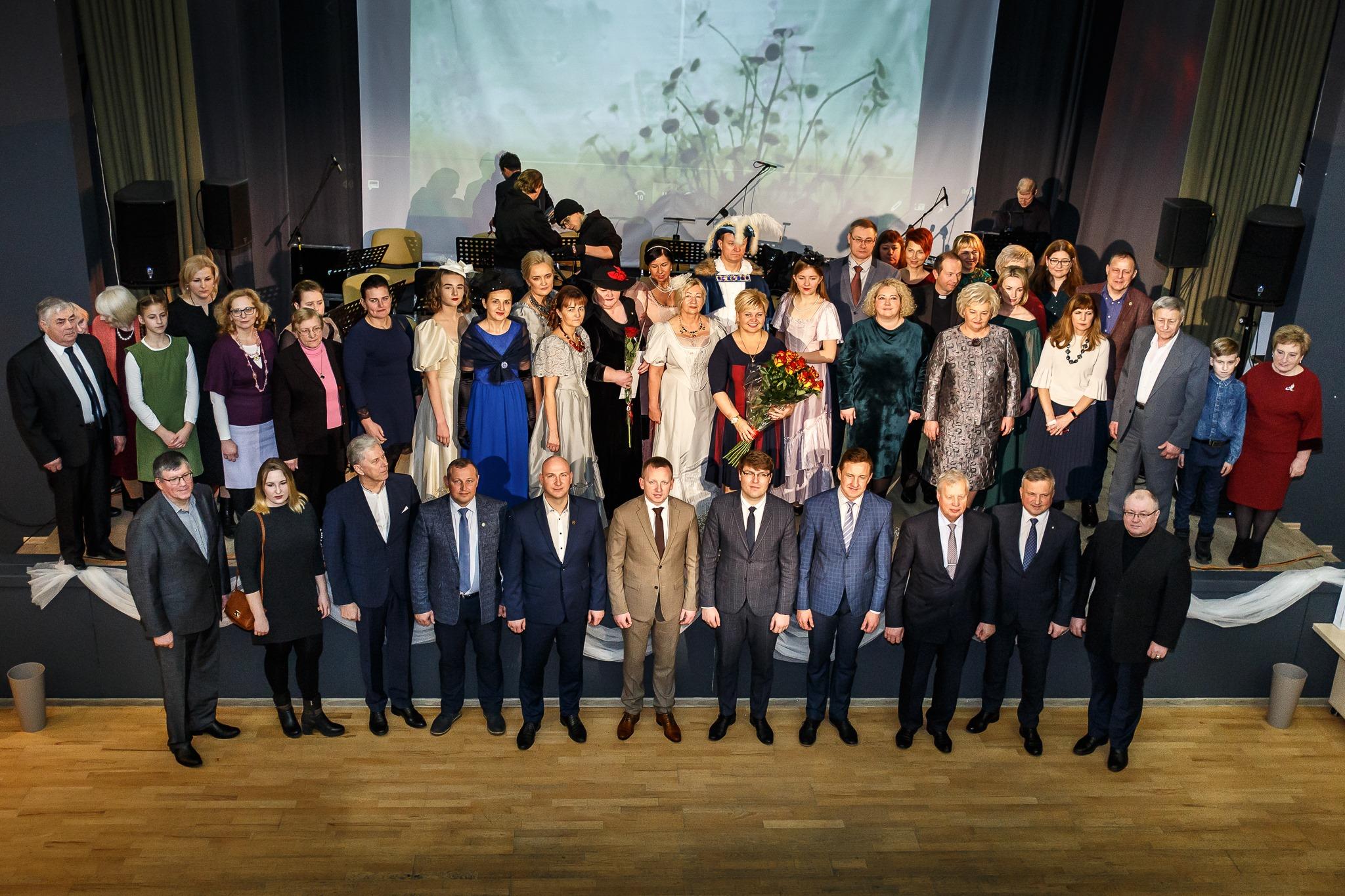 Liudvinavo – 2019-ųjų Lietuvos mažosios kultūros sostinės – metus vainikavo uždarymo iškilmės