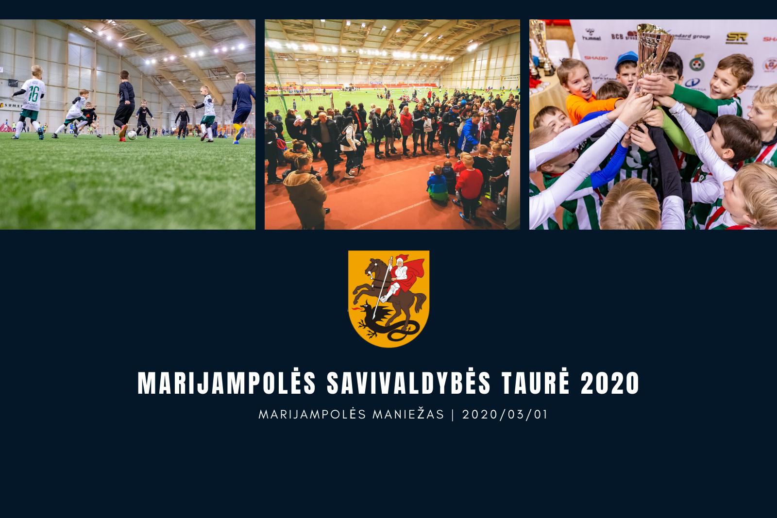 Futbolo sostine tituluojama Marijampolė kviečia talentus