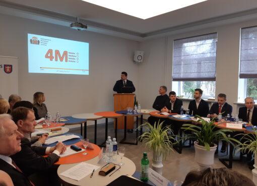 Marijampolės regiono plėtros taryboje diskutuota apie aktyvios darbo rinkos situaciją bei tvarią ir subalansuotą regiono