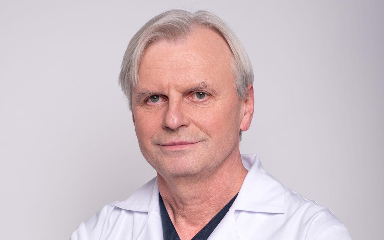 Profesorius Gintautas Brimas: COVID-19 akivaizdoje žmonės turės dar labiau susirūpinti savo antsvoriu