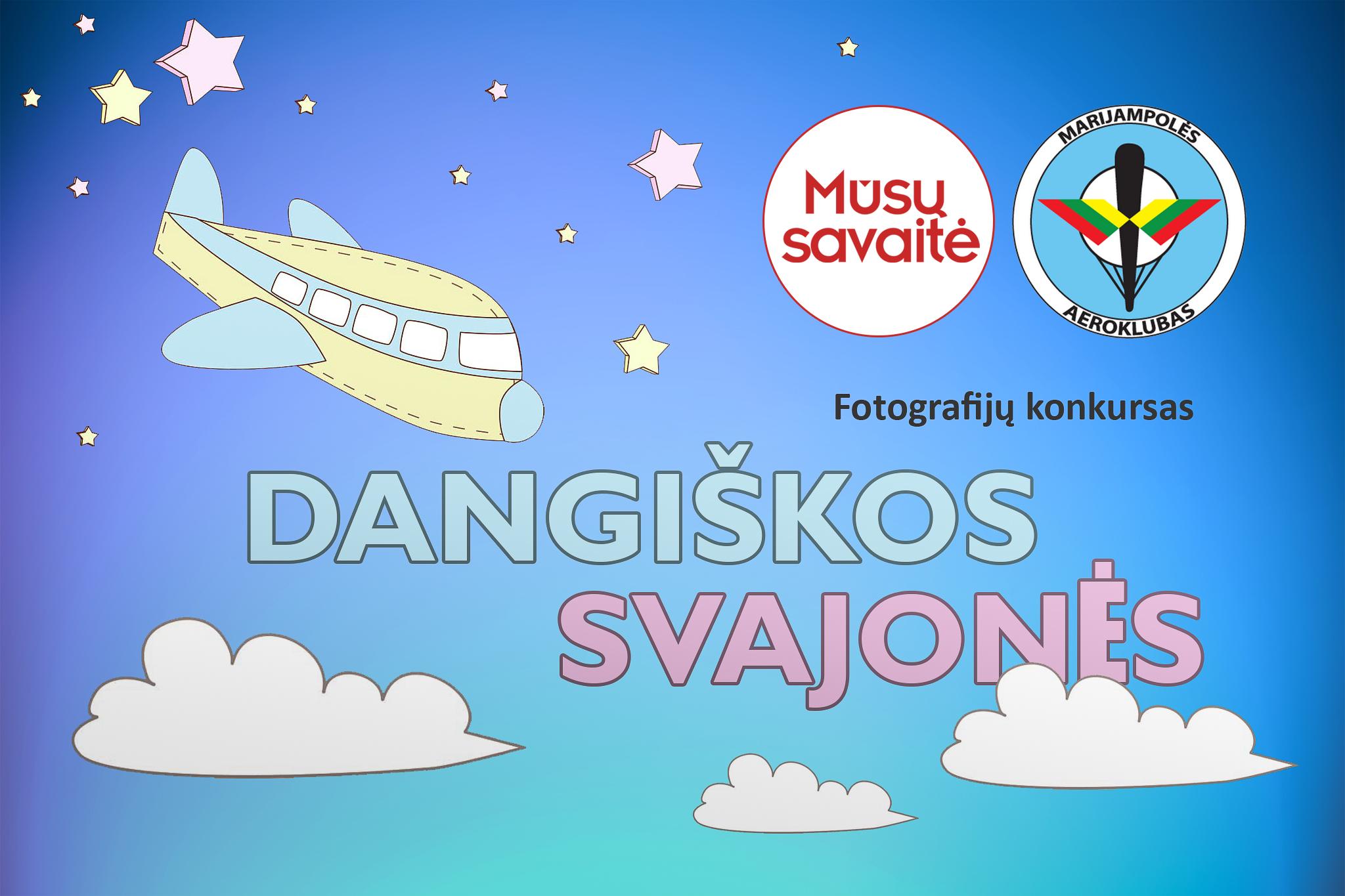 """Fotografijų konkursas """"Dangiškos svajonės"""" ir – dangiški prizai!"""