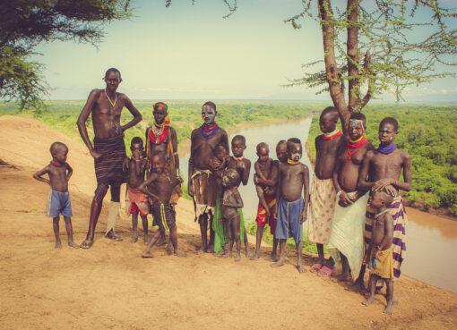 Kasdienybė be civilizacijos grimo, arba kelionės į Etiopiją fragmentai