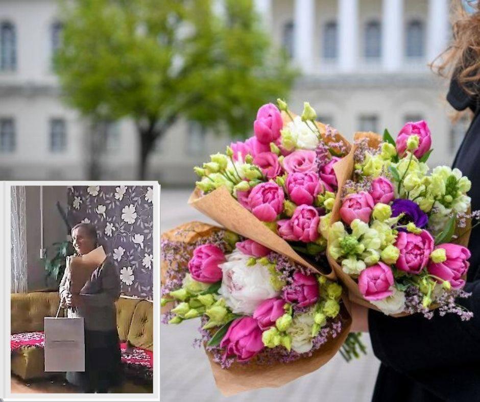 """Prezidentas apdovanojo kraštietę Oną Sinkevičienę medaliu """"Už nuopelnus Lietuvai"""""""
