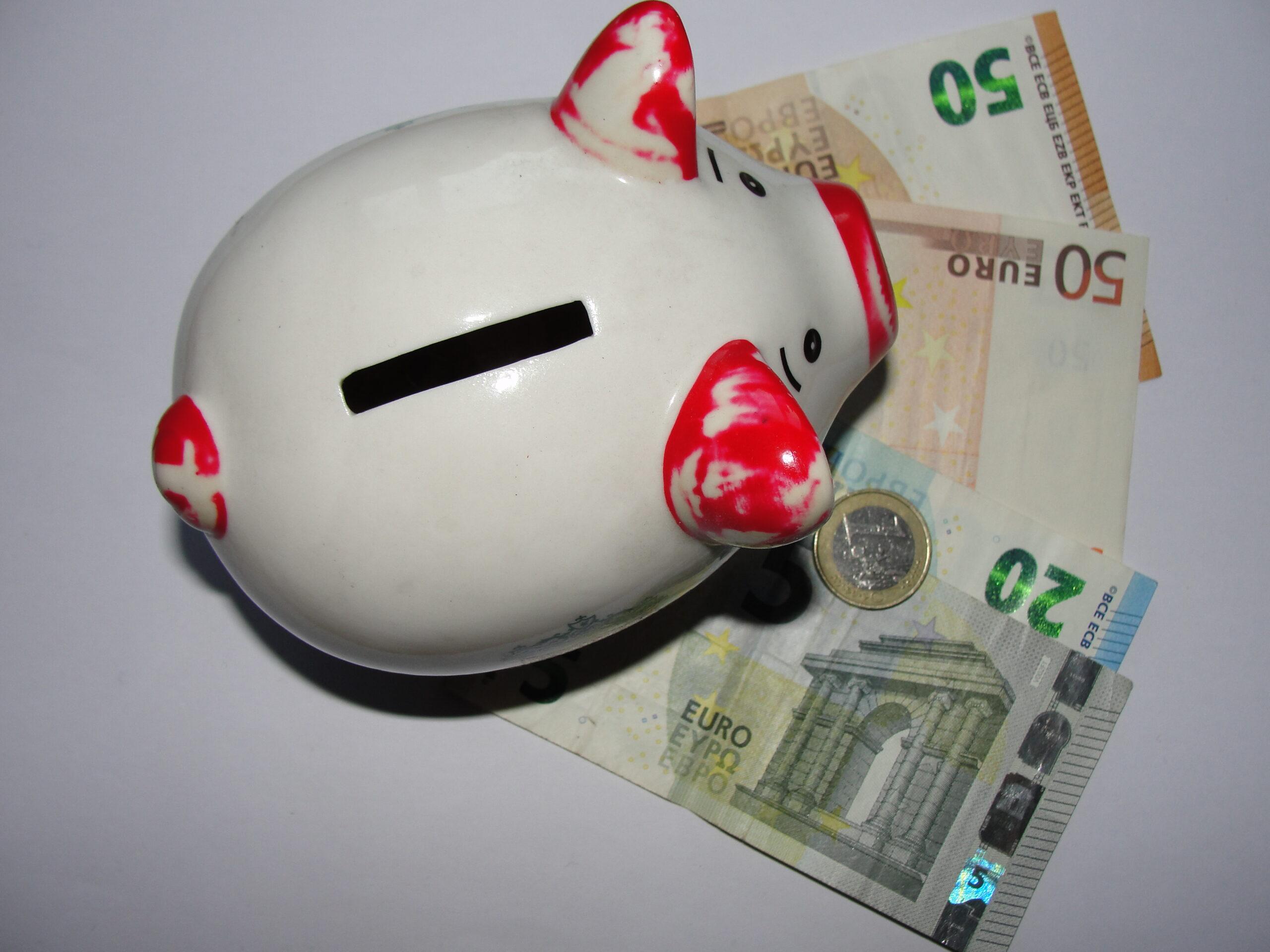 Kur žadėti pinigai?