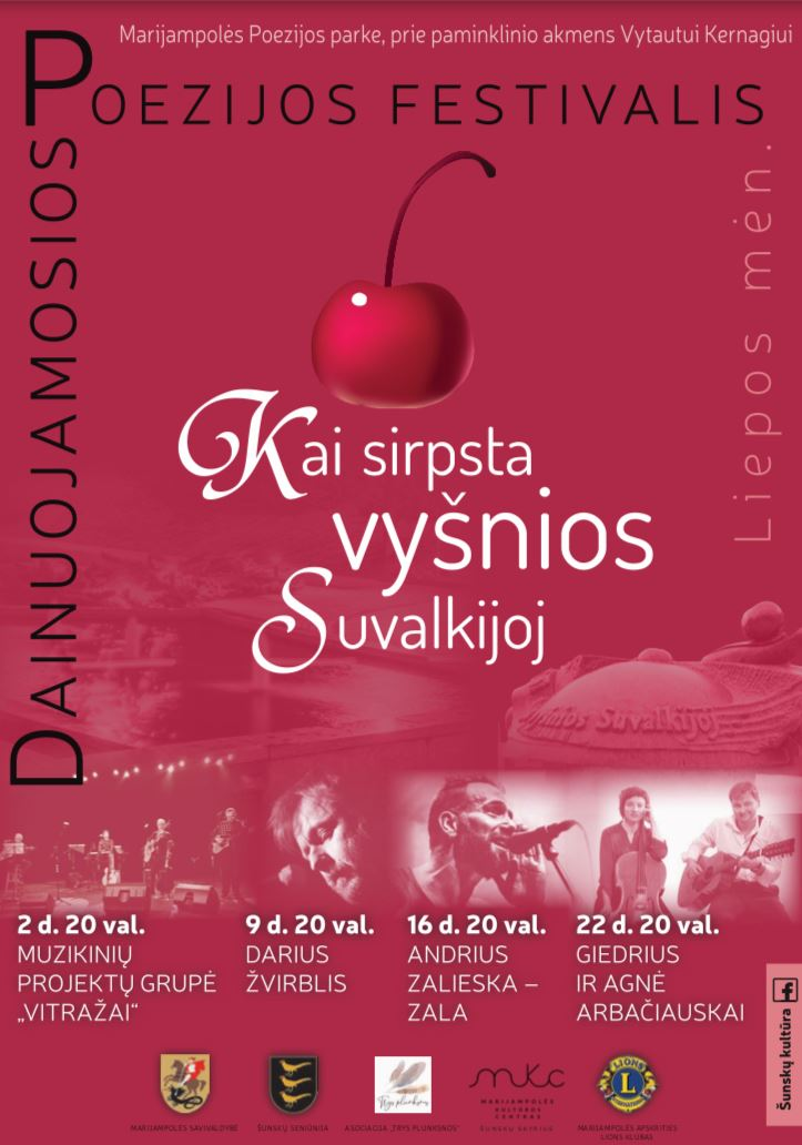 Dainuojamosios poezijos festivalis
