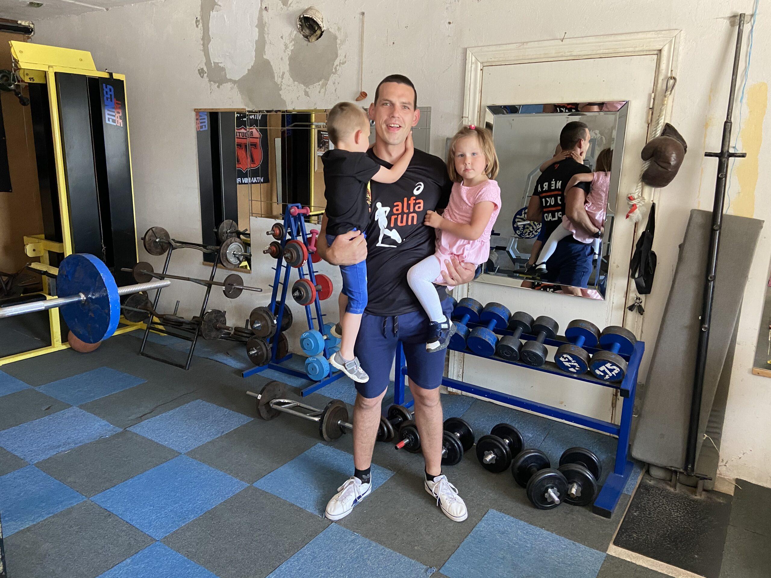 """""""Alfa centro"""" sveikimo programos dalyviai žalingų įpročių atsikrato neišsiskirdami su vaikais"""