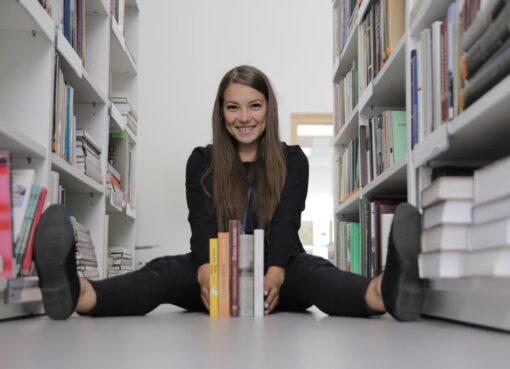 """Bibliotekininkė Vaida iš Marijampolės: """"Mokymų sėkmė priklauso ir nuo mokančiojo pastangų, ir nuo besimokančiojo noro"""