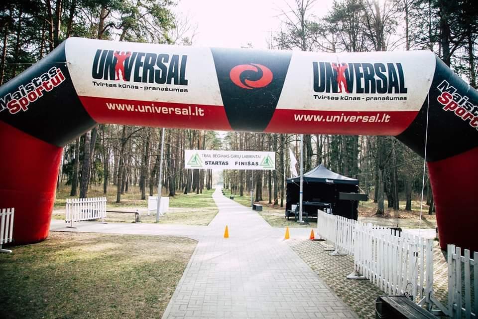 """Kviečia """"trail"""" bėgimo """"Girių labirintai"""" pirmasis etapas!"""