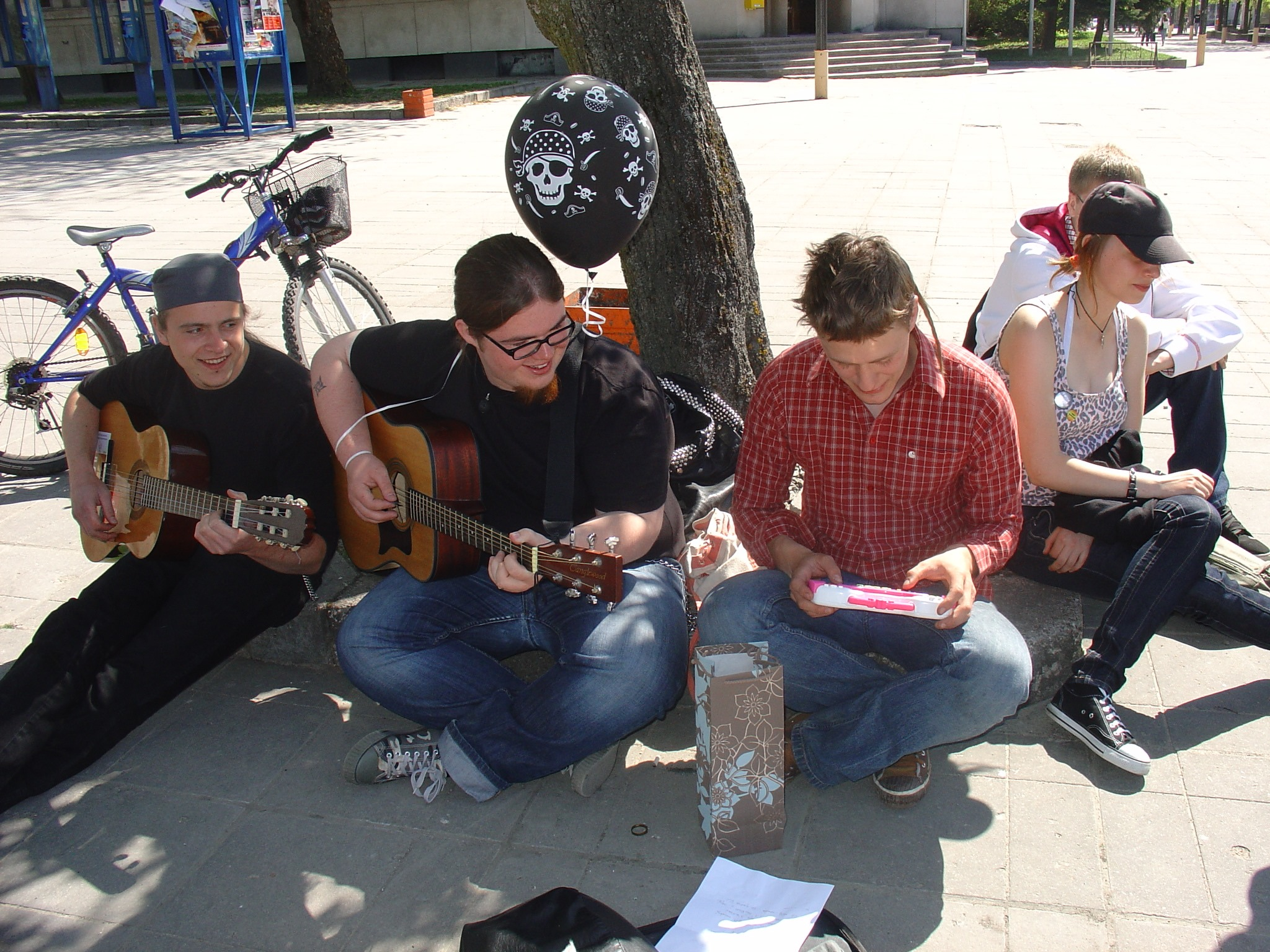 Marijampoliečiai kviečiami švęsti Gatvės muzikos dieną