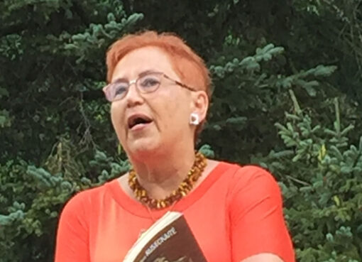 """Nominuota ,,Poezijos pavasario"""" laureatė"""