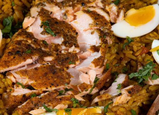 Ryžiai – ne tik garnyrui: 3 pasaulio skonių įkvėpti receptai