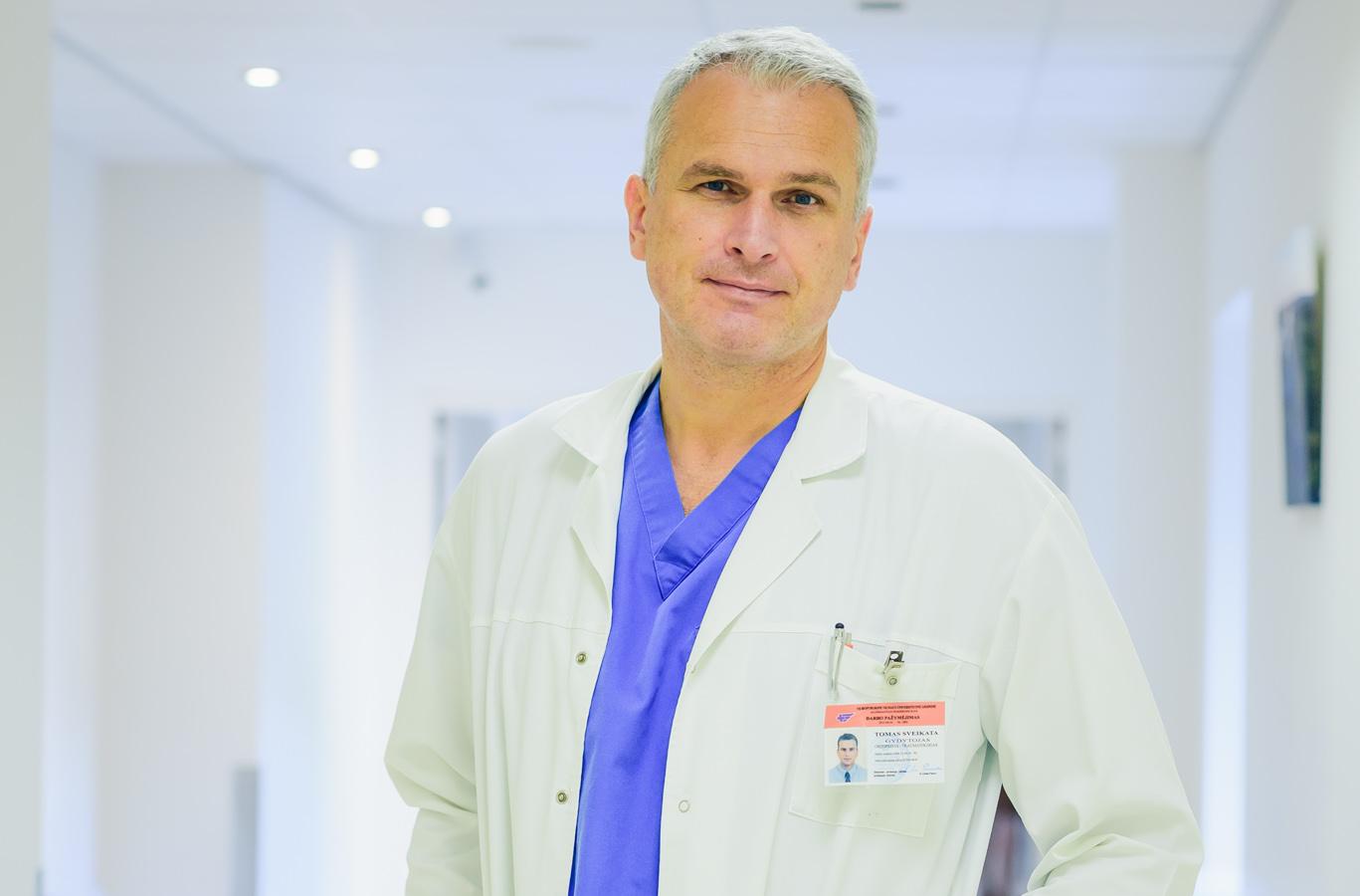 Gydytojas T. Sveikata palygino, kaip sąnarių ligos buvo gydomos anksčiau ir dabar – rezultatai džiugina