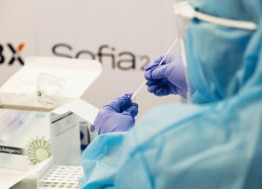 Šią savaitę – intensyvesni koronaviruso tyrimai
