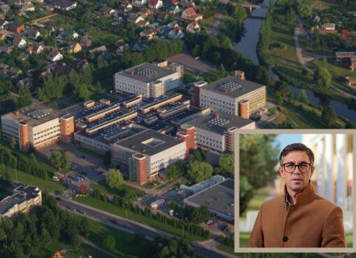 Marijampolės ligoninė turės naują vadovą