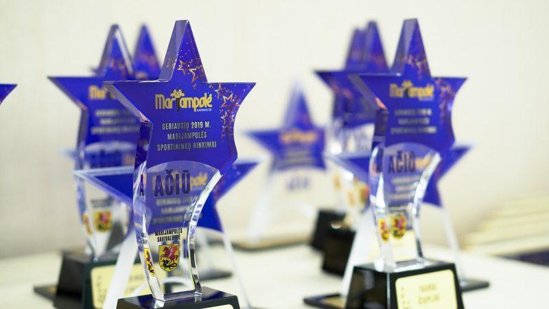 Prasideda Marijampolės savivaldybės geriausių metų sportininkų apdovanojimų konkursas