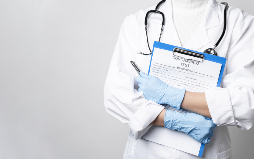 Gydytojas gali anksčiau nutraukti koronavirusu sergančio paciento izoliaciją