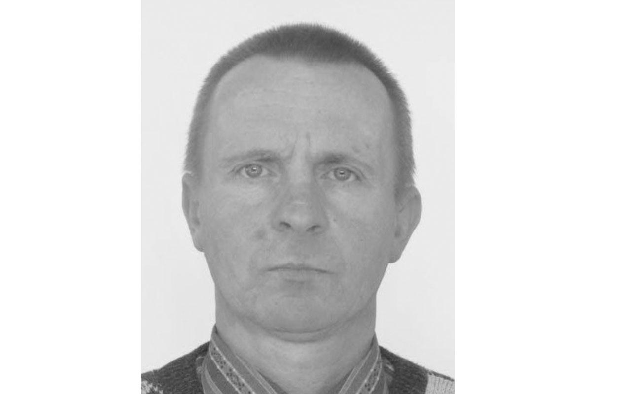 Policija prašo visuomenės pagalbos – dingęs Algirdas Čeponis