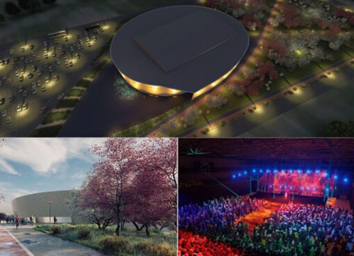 Dar vienu žingsniu arčiau tikslo: pradėti Marijampolės daugiafunkcės sporto arenos projektavimo darba