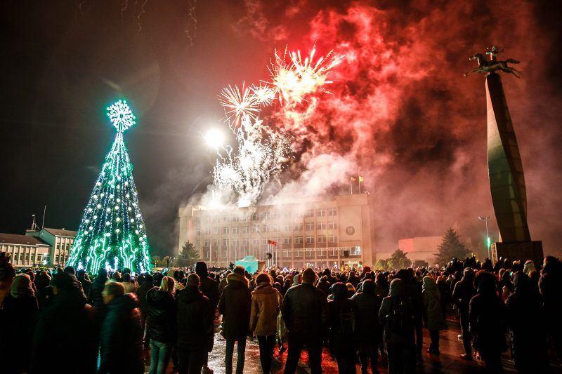 Naujųjų metų naktį – sustiprintas dėmesys saugumui