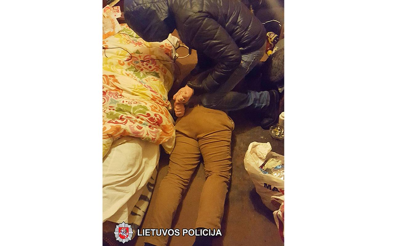 Marijampolės apskrities policija: kokia buvo gruodžio 18-oji?