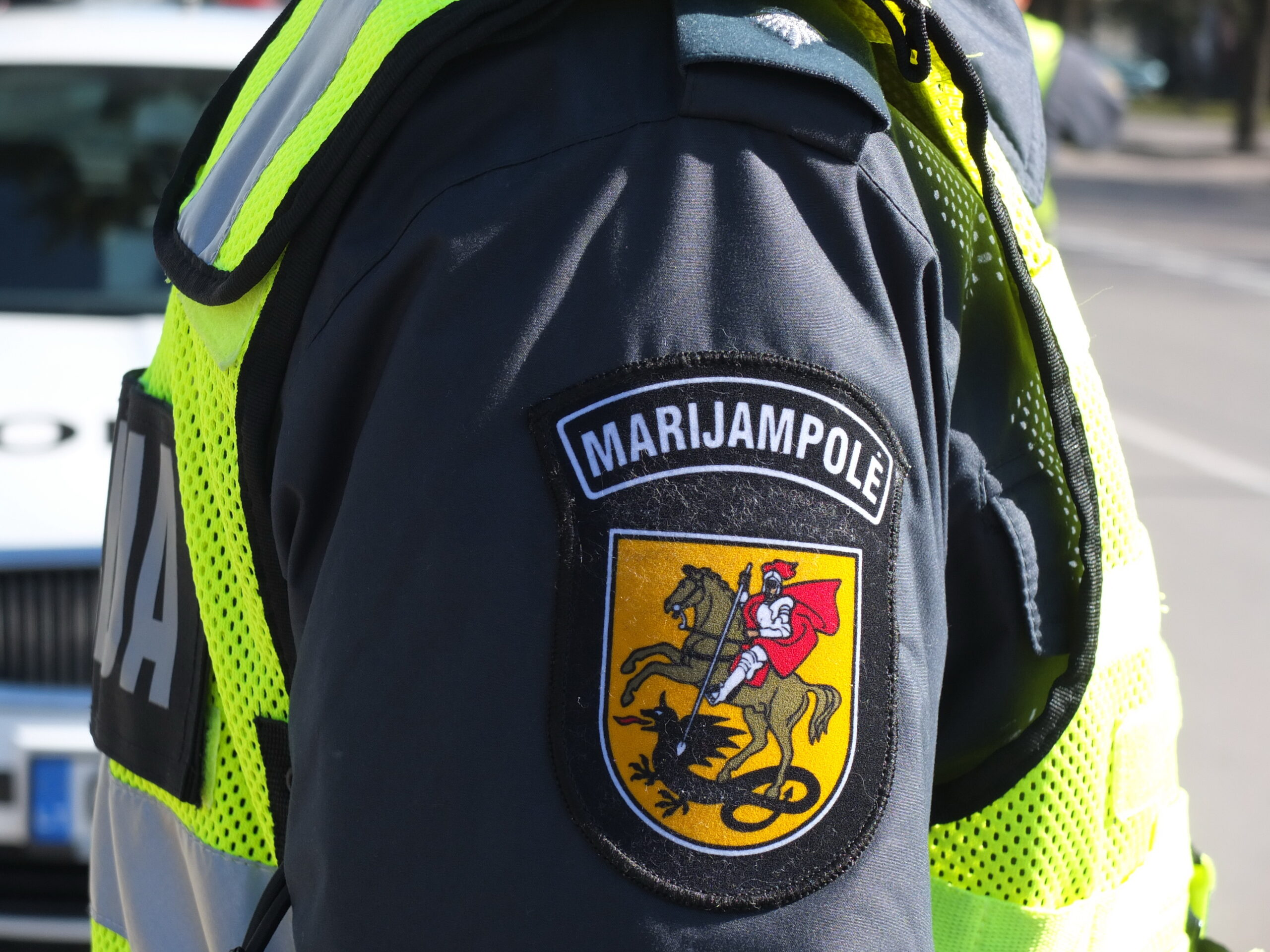 Marijampolės apskrities policija: kokia buvo gruodžio 20-oji?
