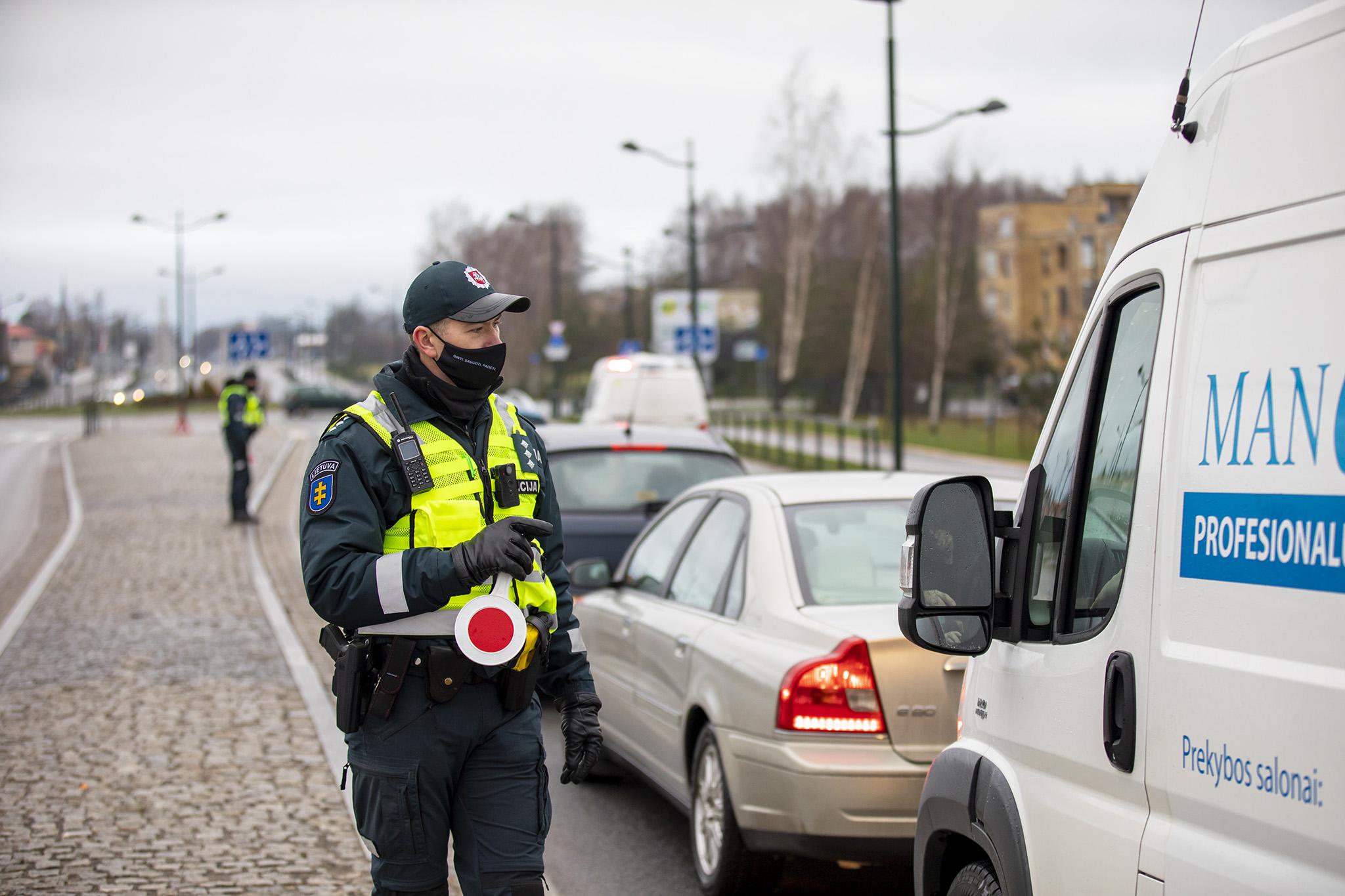 Marijampolės apskrities policija: kokia buvo gruodžio 17-oji?